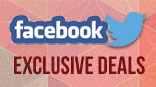 Facebook Exclusive Deals