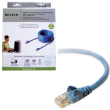 Belkin 100' FastCAT5e (350MHz) Premium Snagless Networking Cable