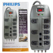 Philips Home Theater Surge Protector