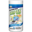 Blow Off Cleaning Wipes