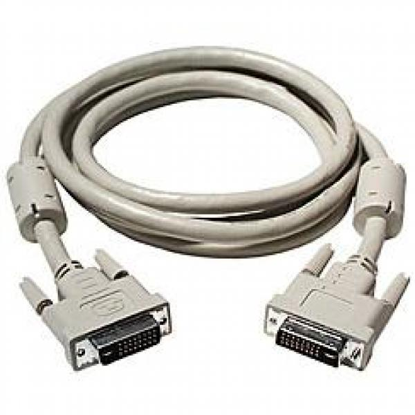 10 ft. (3m) Single Link DVI-I Cable (Male/Male) - 4.95 Gbps - TechCraft