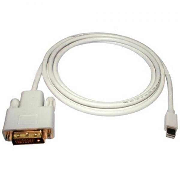 10 ft. Mini DisplayPort Male to DVI Male Cable
