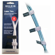 "Belkin Pure AV 8"" Velcro Cable Ties - 6 Pack - Case of a 100"