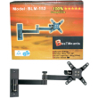"13""-23"" Full Motion LCD/Plasma TV Wall Mount Bracket"