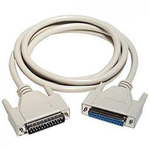 10' (DB25 M/F) IEEE 1284 Extension Cable